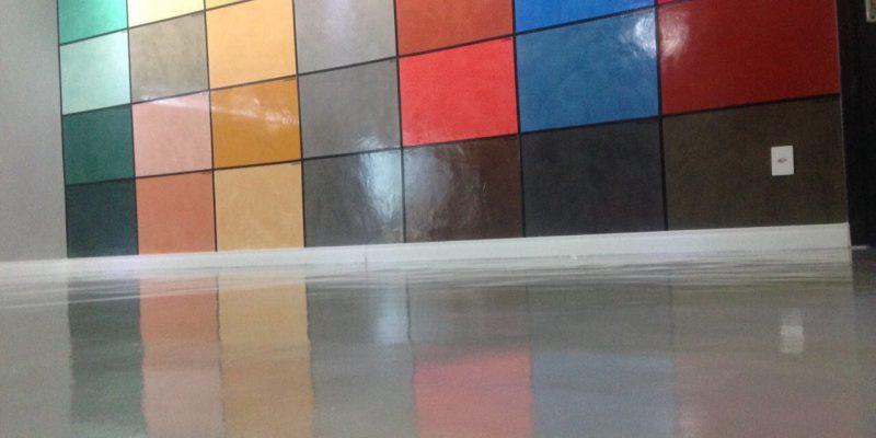 Reforma Showroom en Sao Paulo
