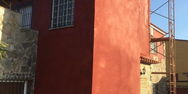 Revestimiento de fachadas con ISOLATE
