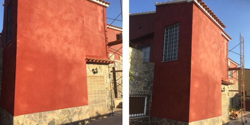 Revestimiento de fachadas con isolate cyc bioconstrucci n - Revestimientos de fachadas ...