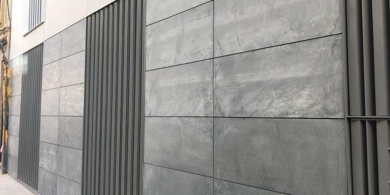 Fachada ventilada - C&C Bioconstrucción